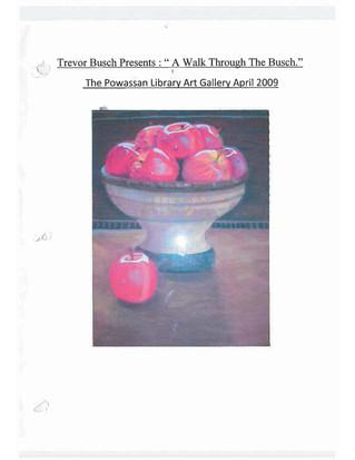 Trevor Busch Exhibition