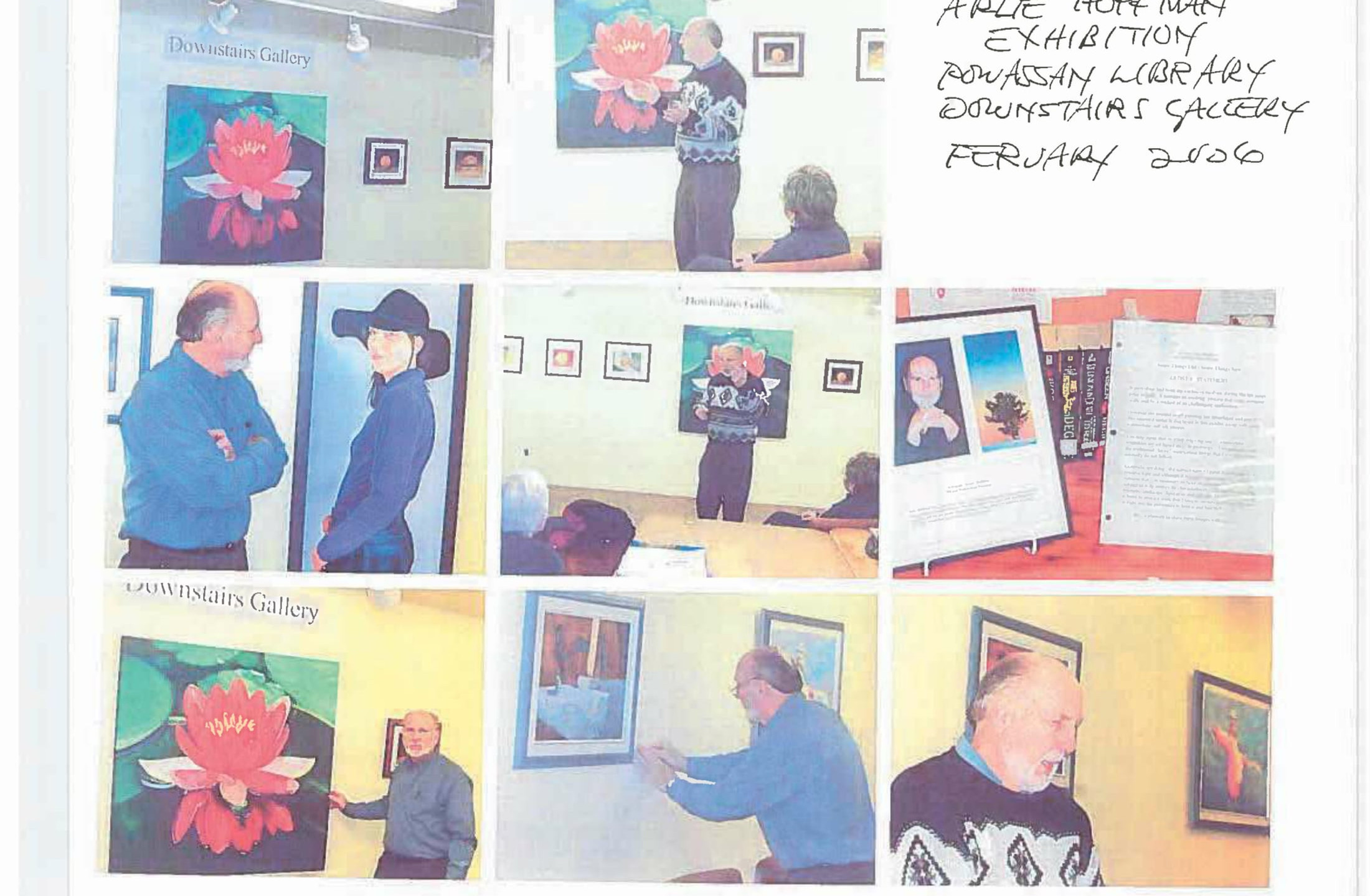 February 2006 - Arlie Hoffman - Art-1