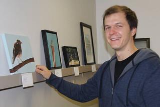 Matthew Walter Exhibition