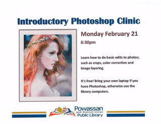 Photoshop Workshop with Chris Hall