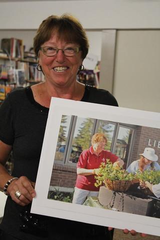 Kathie Hogan Exhibition