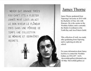 James Thorne Exhibition