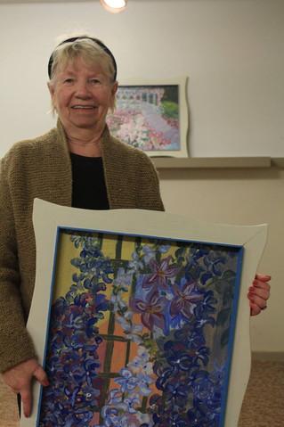 Peggy Ludlow Exhibition