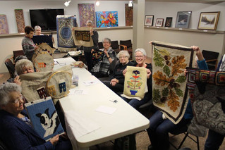 Rug Hooking Group