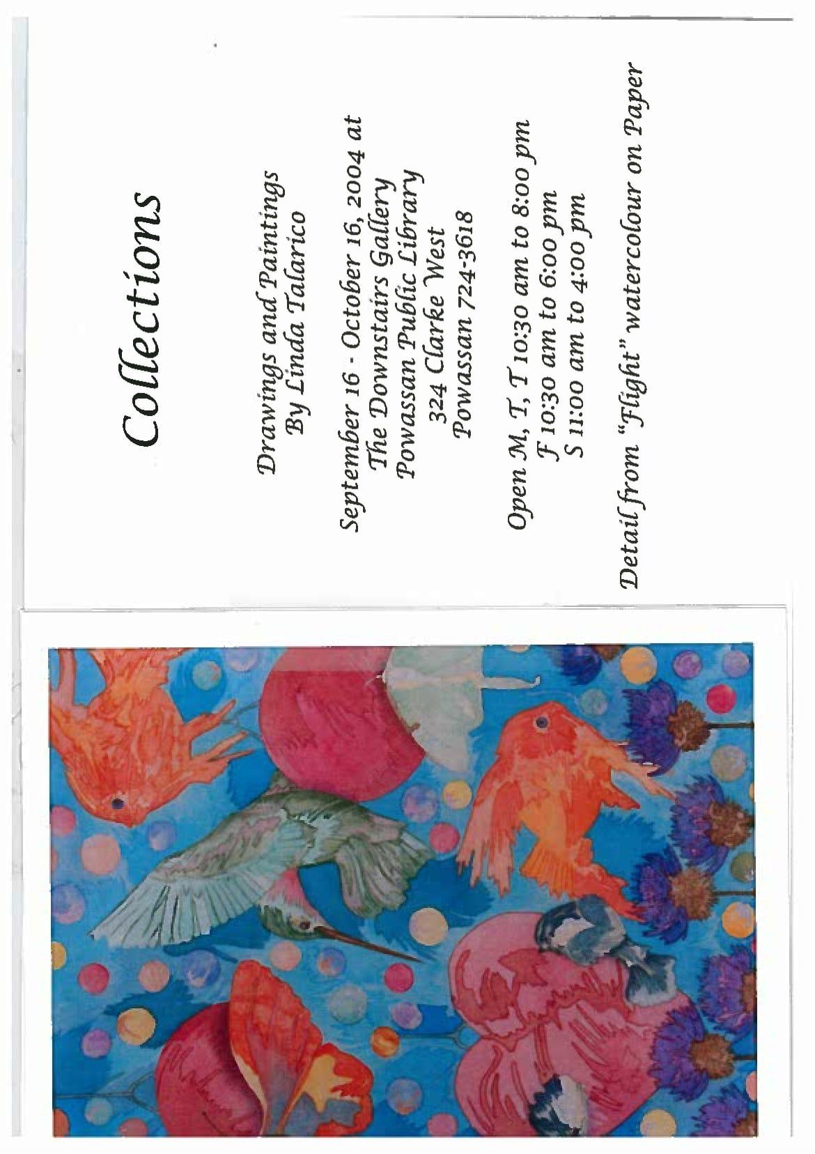 Setpember 2004 - Linda Telearico - Poster-1