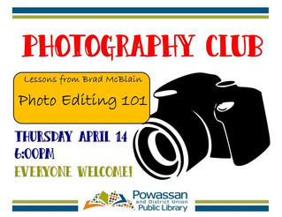 Photo Club - Photo Editing