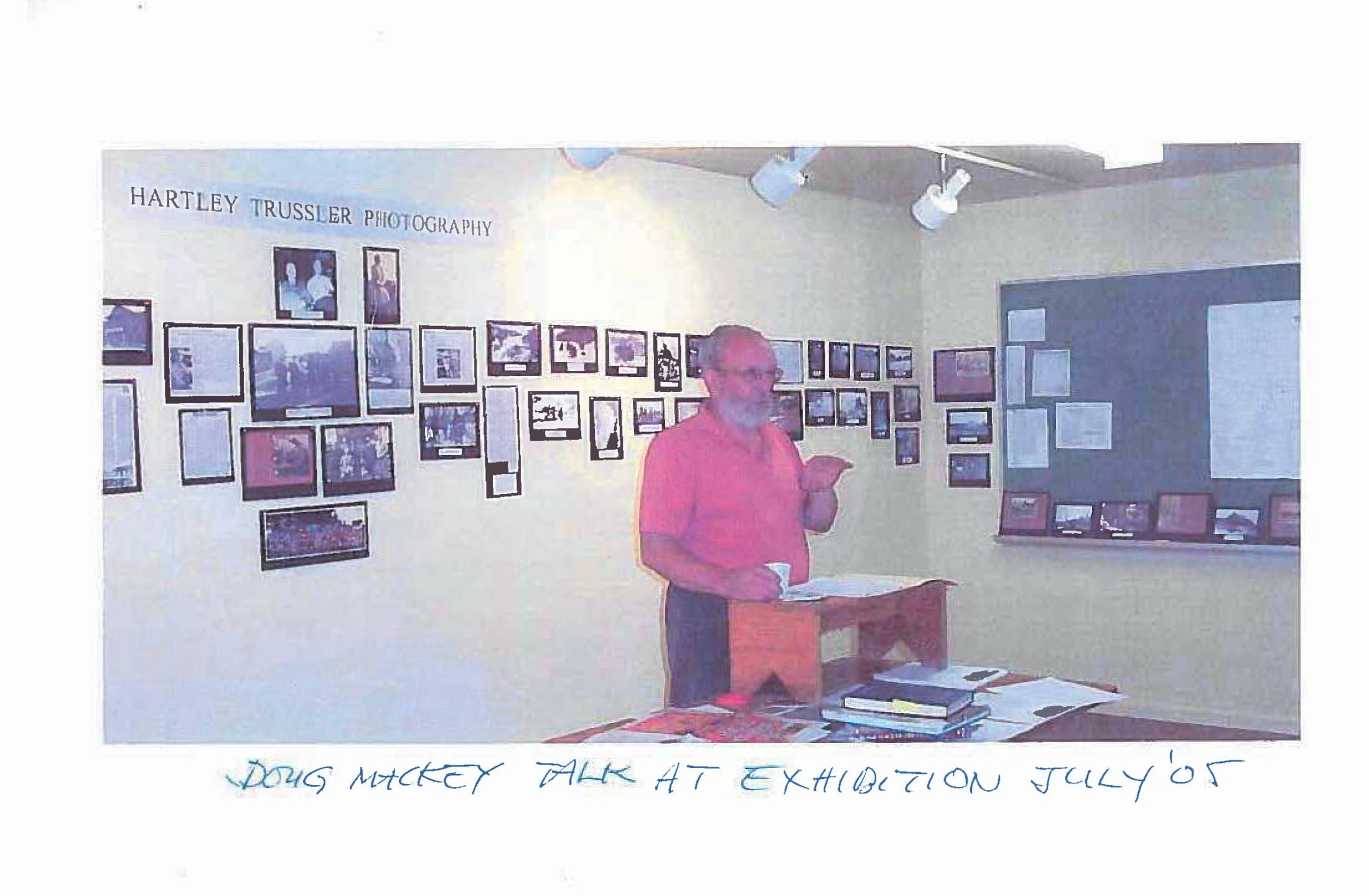 July 2005 - Hartley Trussler - Art-1