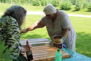 Wooden Doormat Workshop
