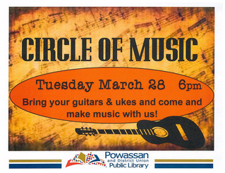 Circle of Music - March 28