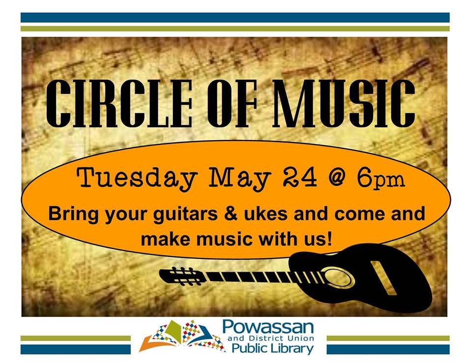 May 24, 2016 - Circle of Music