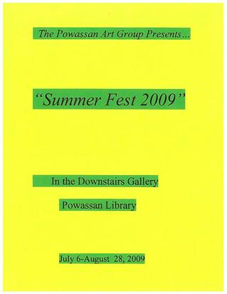 Powassan Art Club Exhibition