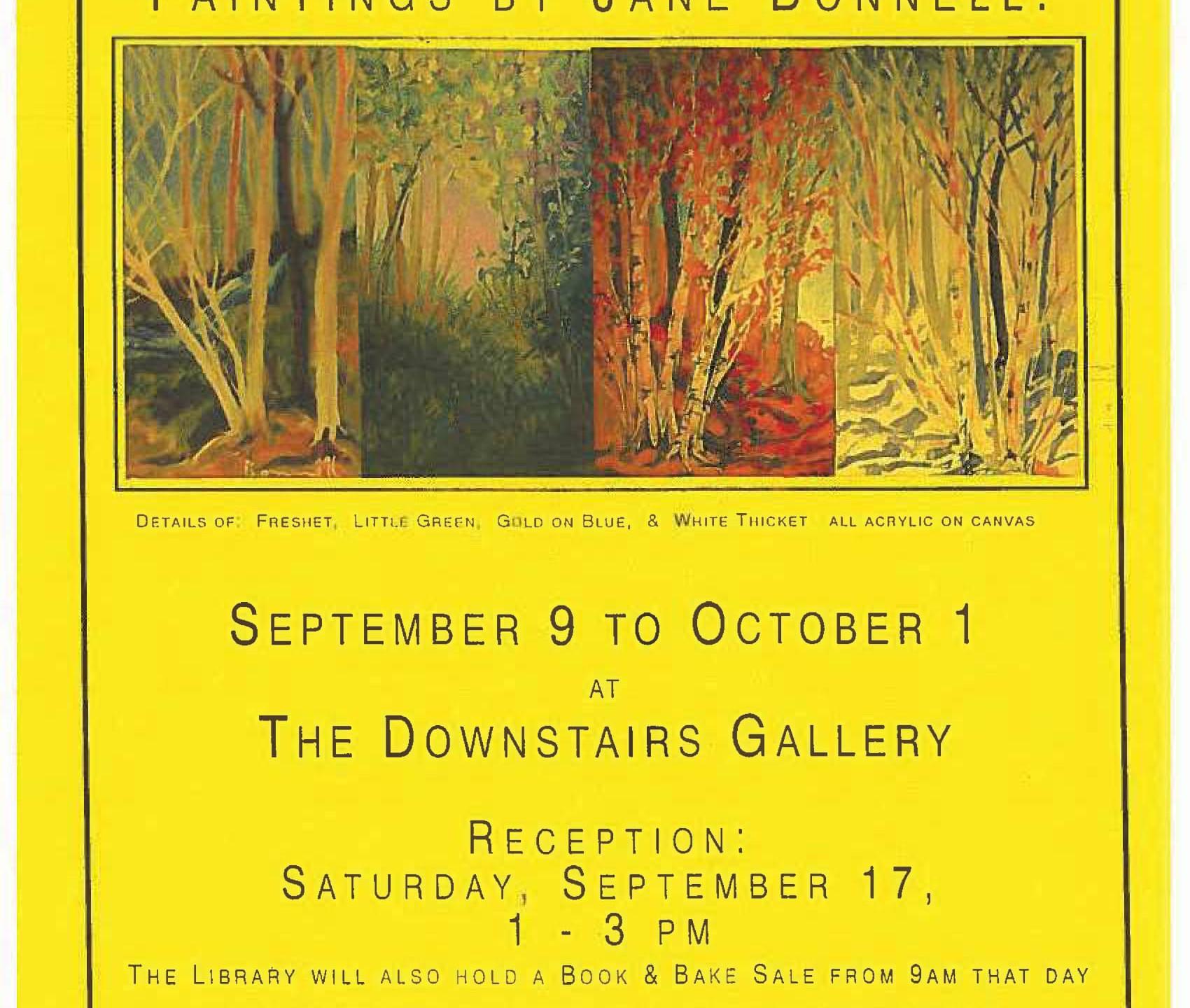 September 2005 - Jane Bonnell - Poster-1