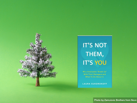 Looking for a Holiday Gift for Your Managers? How About A Book?
