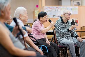 老人院, 護老院, 安老院, 善頤, senior care, elderly home, elderly, 長者, 照顧, 娛樂, 卡拉OK