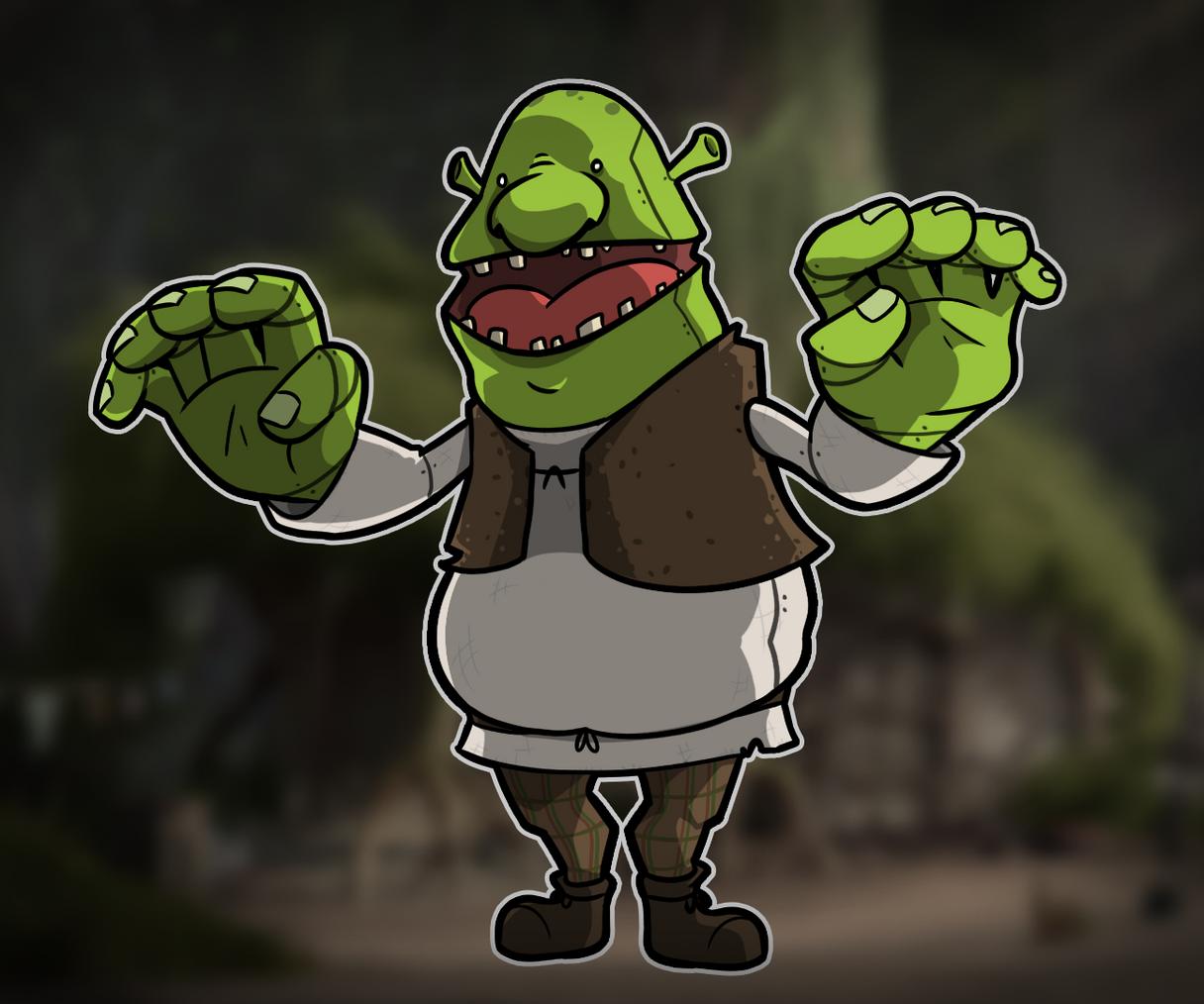 Robo-Shrek