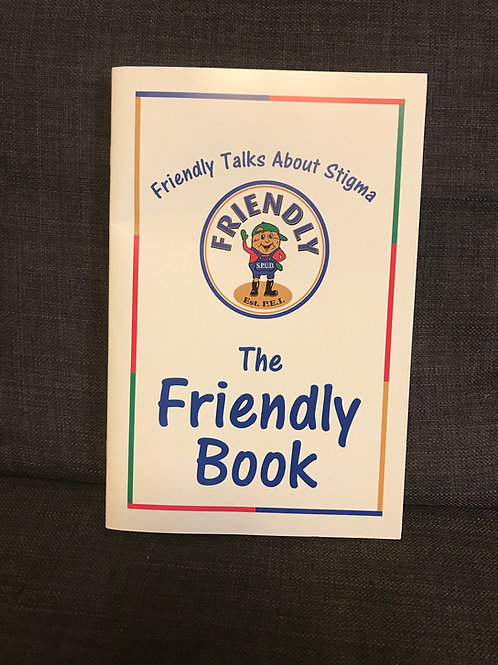 Friendly the Spud - Book