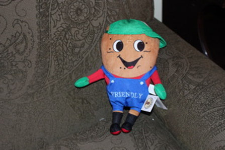 Friendly the Spud - Character