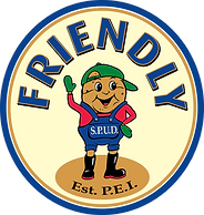 Friendly the Spud Log
