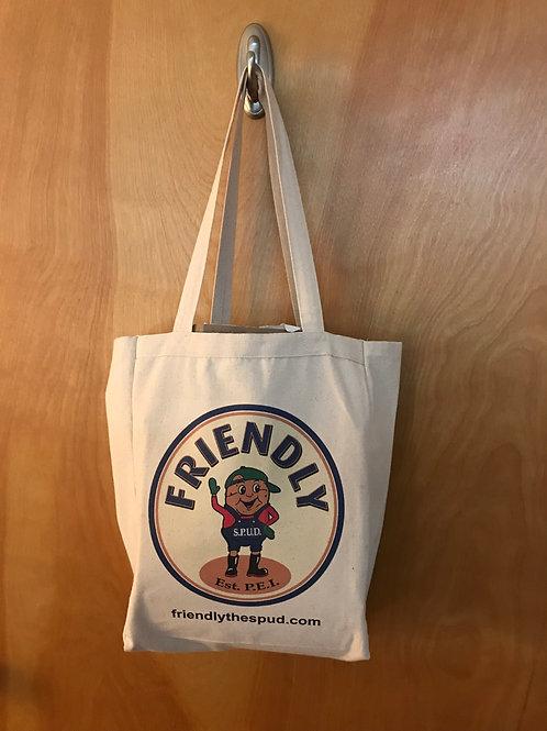 Friendly the Spud - Tote Bag