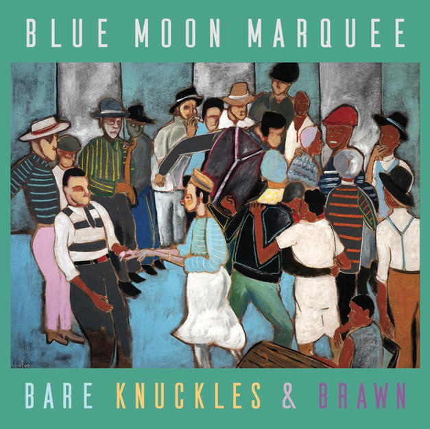 Bare Knuckles & Brawn - Limited Edition Vinyl $30