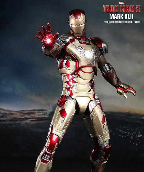 Mikzie, Iron Man Mark 42 Plastic Armor Costume Parts