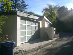 glass garage door 1