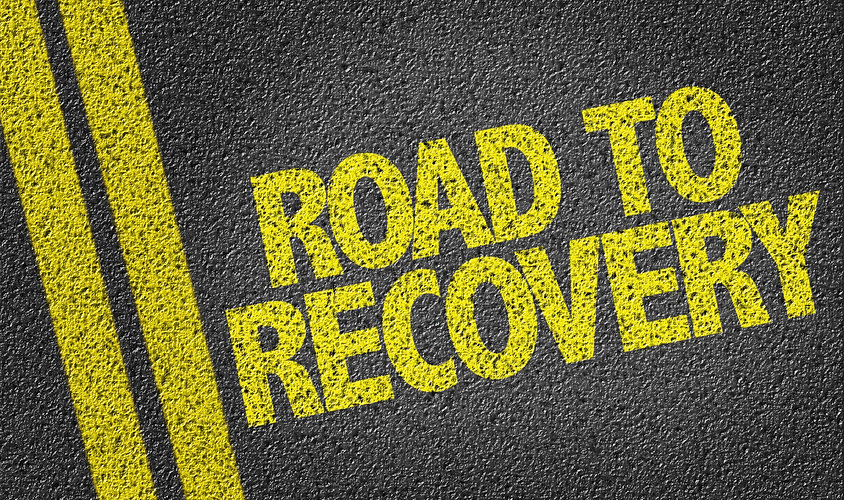 Road to Recovery written on the road.jpg