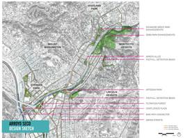 Arroyo Seco - Concept Design Sketch