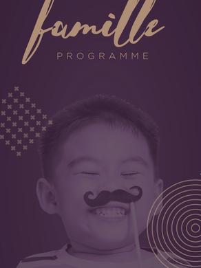 Programme Famille - avril 2021