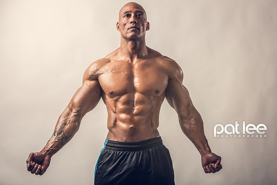 Charles Thornton personal trainer in Kennesaw GA
