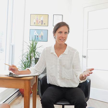 Andréane Ringuette psychoéducatrice