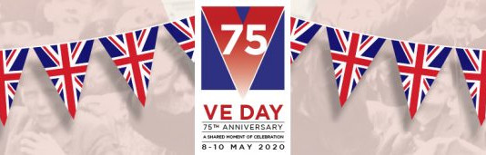 VE day Bank Holiday – 08.05.20