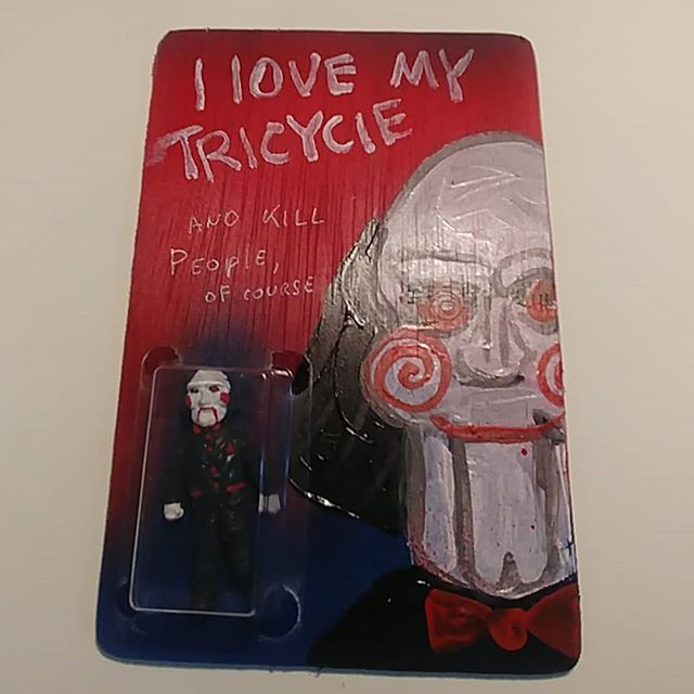 I love my tricycle and kill people_$35__