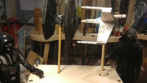 Star wars automaton