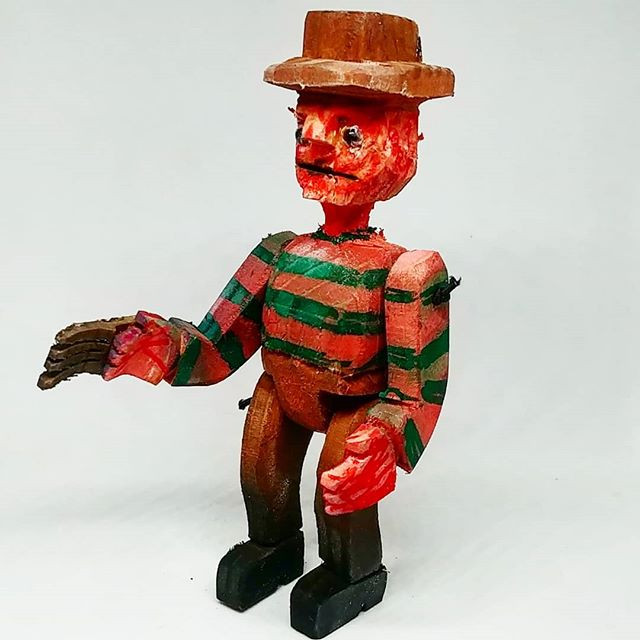 Freddy wood Krueger.