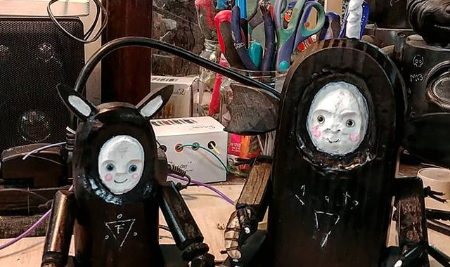 Two childrens of the forest #toyart.jpg