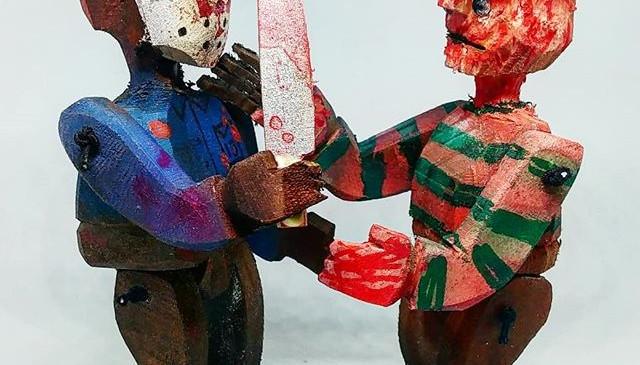Freddy vs. Jason.