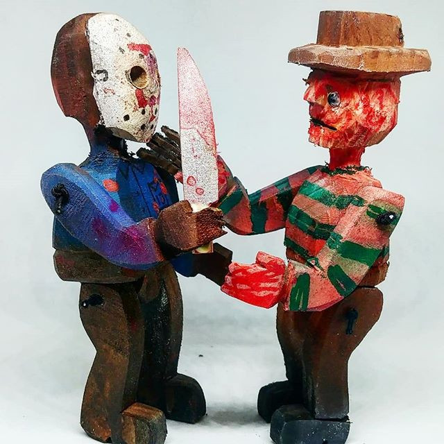 Freddy vs. Jason.
