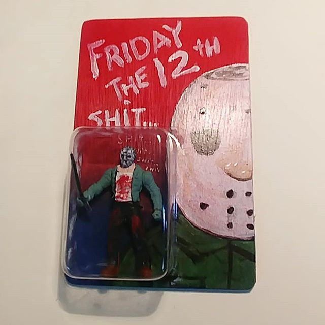 Friday the 12th._Shit._$35__Bootleg from