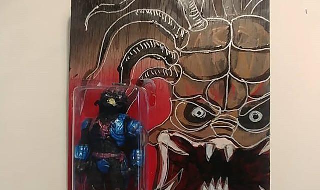 Predador_$35__Bootleg from Mexico with a