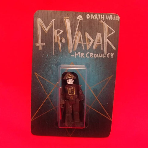 Mr Crowley Vader