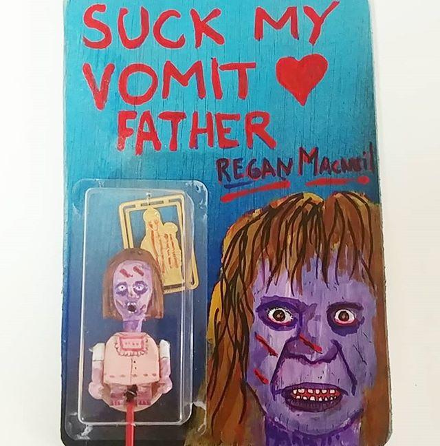 Suck my vomit father.