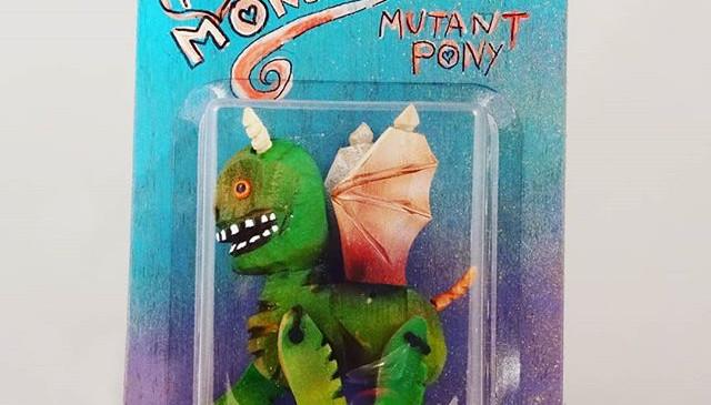 My little Monster. Mutantpony