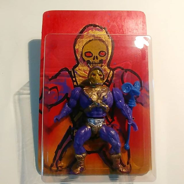 Esqueletor $40__Bootleg from Mexico with