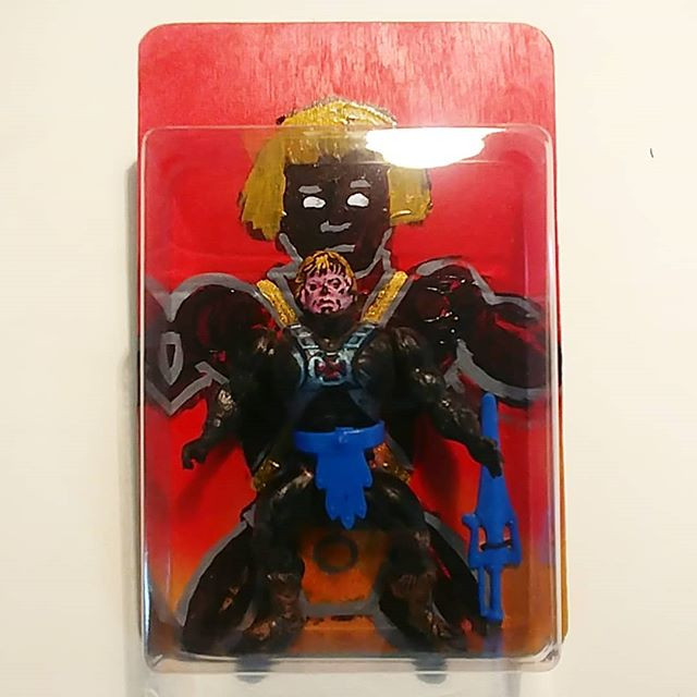 Dark-man_$40__Bootleg from Mexico with a