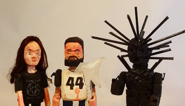 Mandy action figures.
