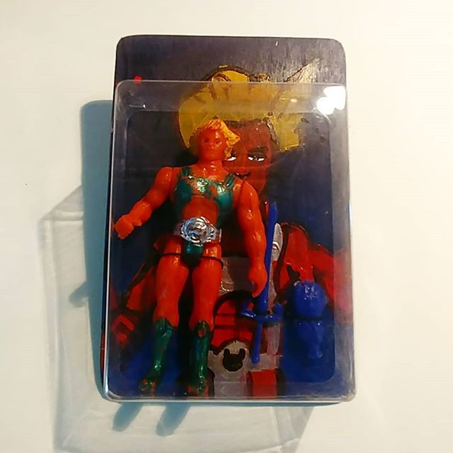 $35__Bootleg from Mexico with artcard in