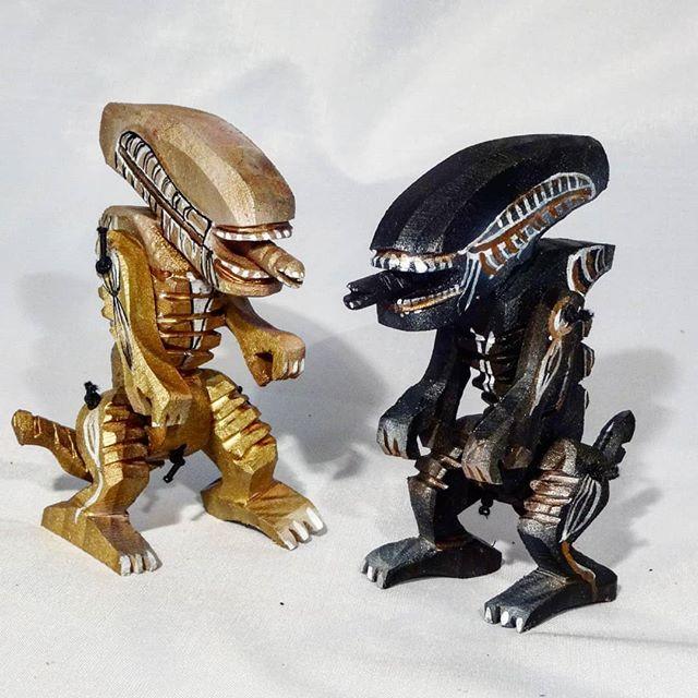 Xenomorphs babys.