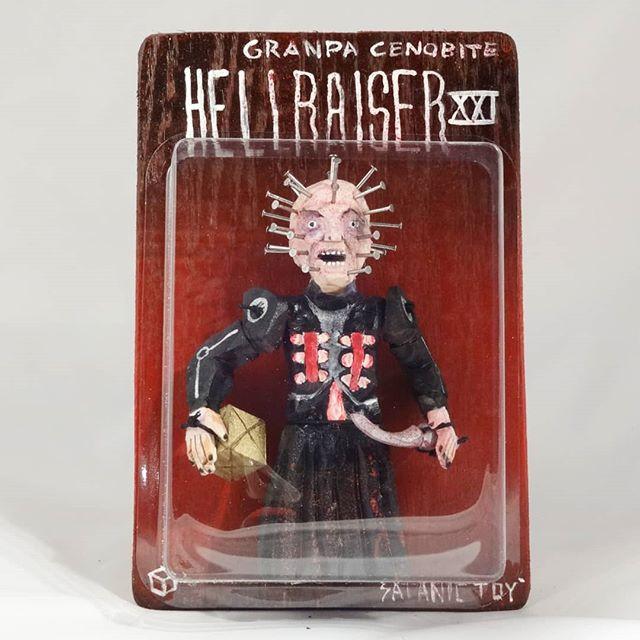 Hellraiser, Cenobite