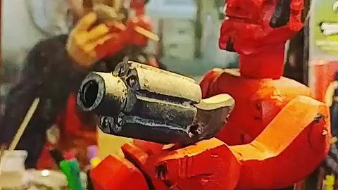 Hellboy, Automaton